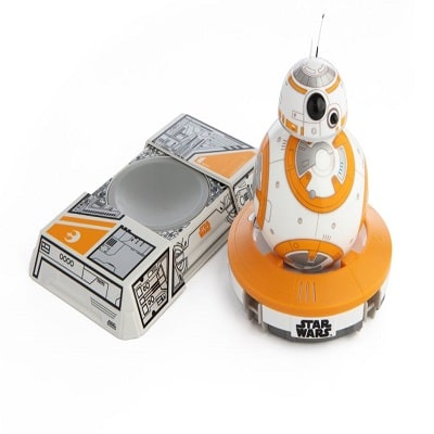 sphero bb8 star wars con base de carga